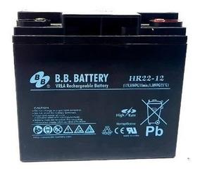 Bateria Para Nobreak No Break 12v 20ah B.b.battery