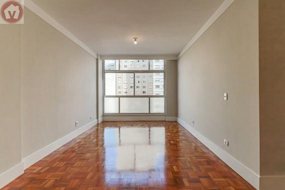 Apartamento A Venda No Bairro Santa Cecília Em São Paulo - - 532-1