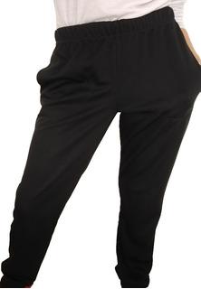 Pantalon Jogging Unisex Chupin Acetato Hasta Talle Especial