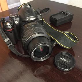 Câmera Nikon D3000 Usada