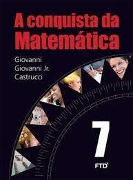 A Conquista Da Matematica 7º Ano Jose Ruy Giovanni