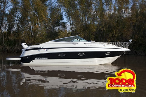 Quicksilver 2700 C/ Volvo 300 Hp Day Cruiser