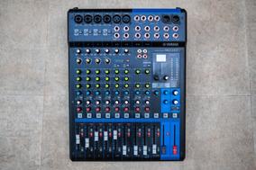 Mesa De Som Yamaha Mg12xu Em Ótimo Estado