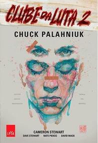 Clube Da Luta 2 Hq + Post-it Livro Chuck Palahniuk Frete 12