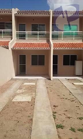 Casa Residencial À Venda, Jangurussu, Fortaleza. - Ca2308