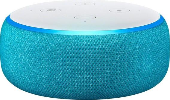 Amazon Alexa Echo Dot Terceira Geração Kids Escolha A Cor