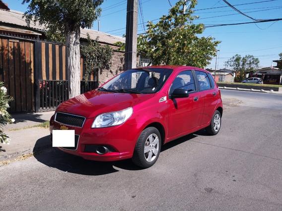 Chevrolet Aveo Hb 1.4 2015 Único Dueño