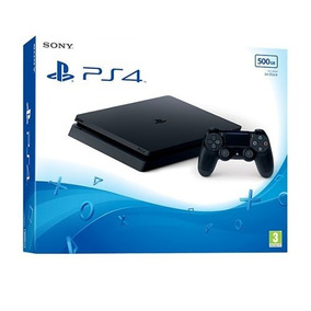 Playstation Ps4 500gb 1 Controle Dualshock4 + Nota Fiscal