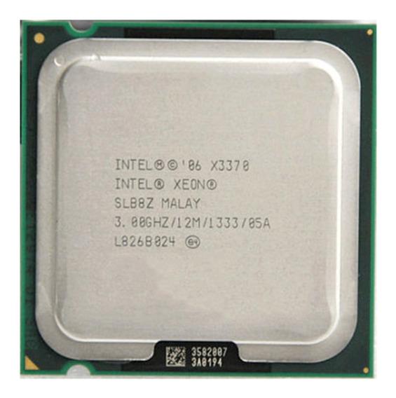 Processador Xeon X3370 Soquete 775 3.0ghz Igual Q9650