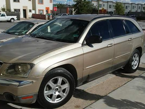 Chrysler Pacifica Aa Ee Ba Abs Piel Qc Lujo 4x2 At