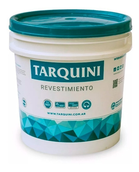 Tarquini Revestimiento Impermeable Mediano Color Bianchino