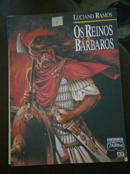 Livro Os Reinos Bárbaros- Livro Do Professor