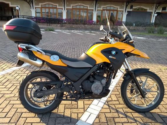 Bmw Amarela Gs 650 Pra Quem Busca Estilo !