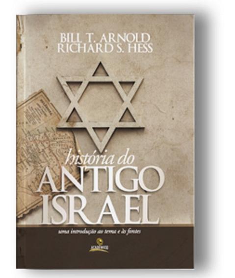 Livro História Do Antigo Israel