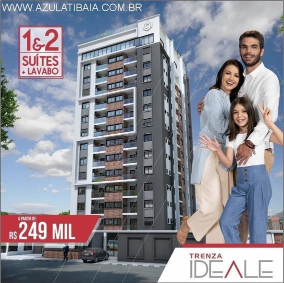 Lançamento Em Atibaia! Apartamentos No Atibaia Jardim - Ap00048 - 34598556