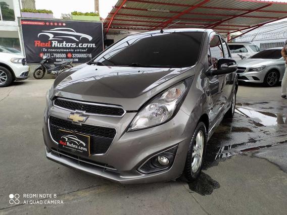 Chevrolet Spark 2017 Gt Ltz Mt 1200cc 5p