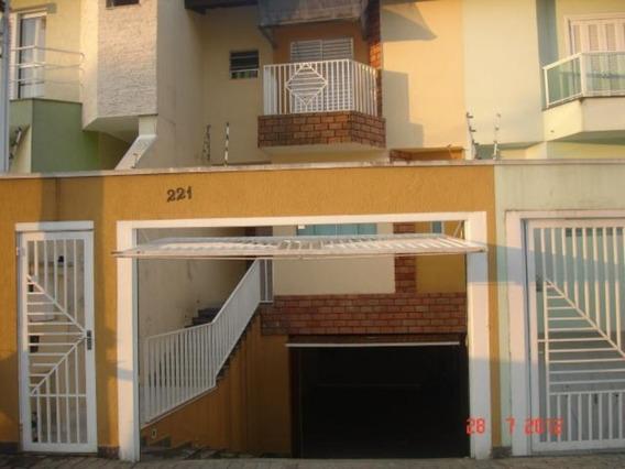 Casa De 138 M² Com 3 Dormitórios, 1 Suíte E 4 Vagas No Tatuapé - Alcance Imóveis - Ca00017 - 32983378