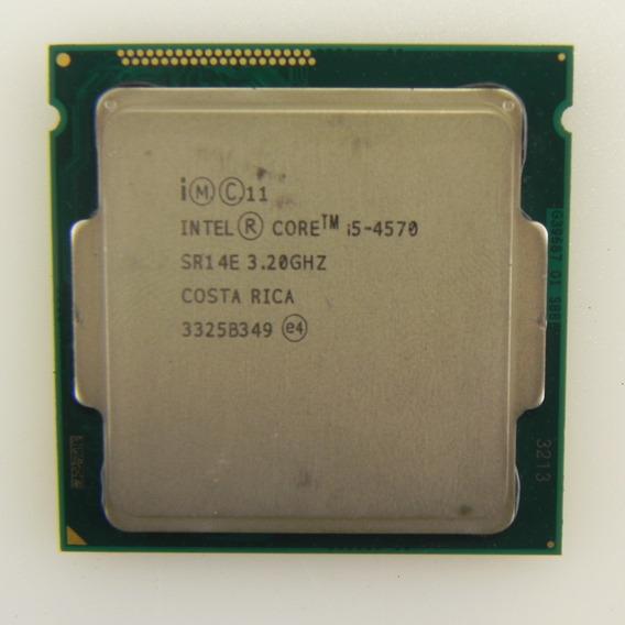 Processador Intel I5 4570 3.20ghz Socket 1150 Pc Gamer