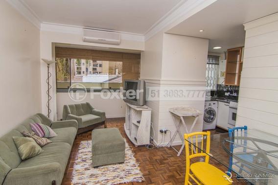 Apartamento, 1 Dormitórios, 44 M², Petrópolis - 147925