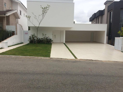 Casa Com 5 Dormitórios À Venda, 493 M² Por R$ 3.500.000 - Tamboré - Barueri/sp - Ca0037