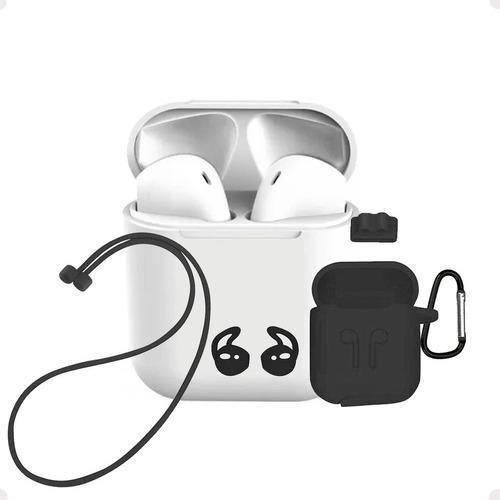 Protector Silicona Estuche Para Auriculares 5 En 1 - Otec