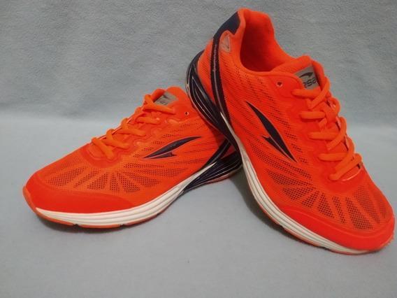Zapatos Deportivos Rs21 Naranja Talla 37