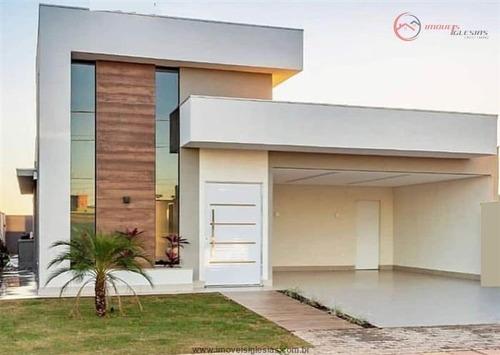 Casas Em Loteamento Fechado À Venda  Em Atibaia/sp - Compre O Seu Casas Em Loteamento Fechado Aqui! - 1458646