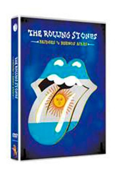 The Rolling Stones - Bridges To Buenos Aires (dvd) Universal