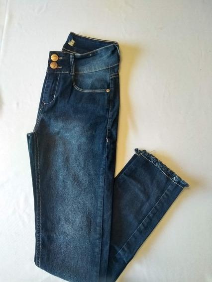 Calça Fem Jeans Diversas Cores E Modelos Ref C62!nova