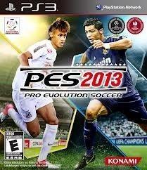 Jogo Pro Evolution Soccer Pes 2013 Americano Playstation Ps3