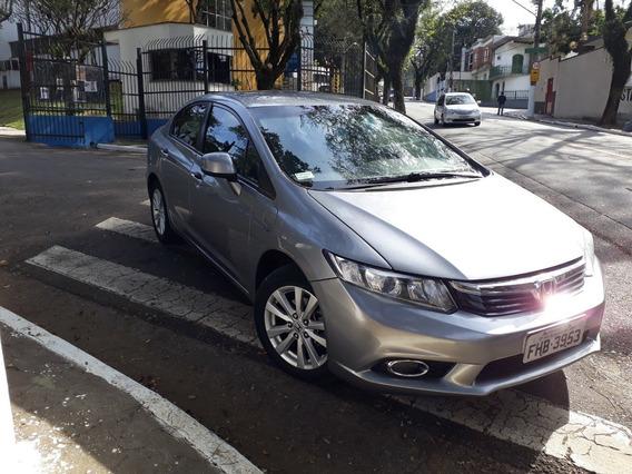 Honda Civic Ano 2013