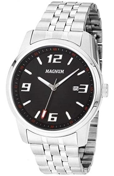 Relógio Magnum Masculino Original Barato Lançamento