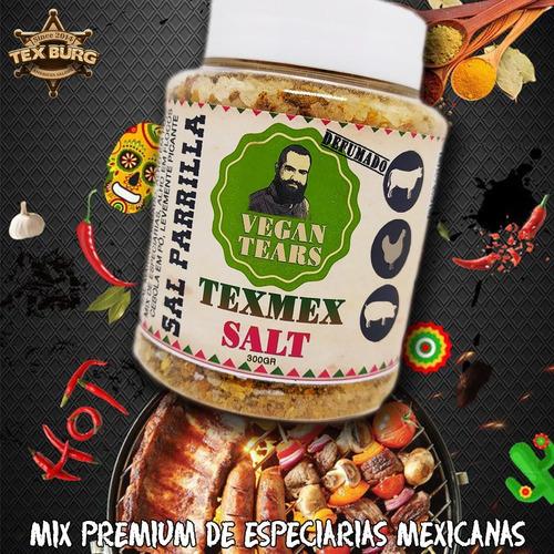 Sal Parrilla Texmex - Tex Burg Sorocaba - Tempero Para Churr