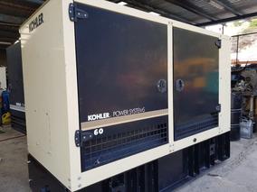 Generador Planta De Luz Kohler 60 Kw