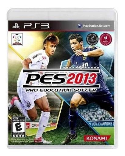Jogo Pro Evolution Soccer 2013 - Ps3 Mídia Física Usado