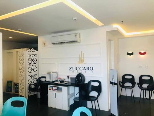 Sala À Venda, 54 M² Por R$ 500.000,00 - Centro - Guarulhos/sp - Sa0658