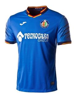 Camisa Getafe Home Azul 2019 Pronta Entrega