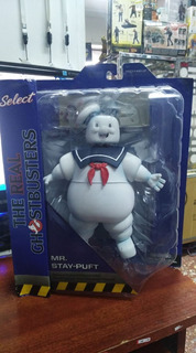 The Real Ghostbusters Marshmellow Diamond Select Toys
