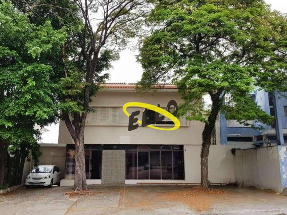 Casa Comercial Com 9 Salas À Venda, 450 M² Por R$ 4.470.000 - Pacaembu - São Paulo/sp - Ca4259
