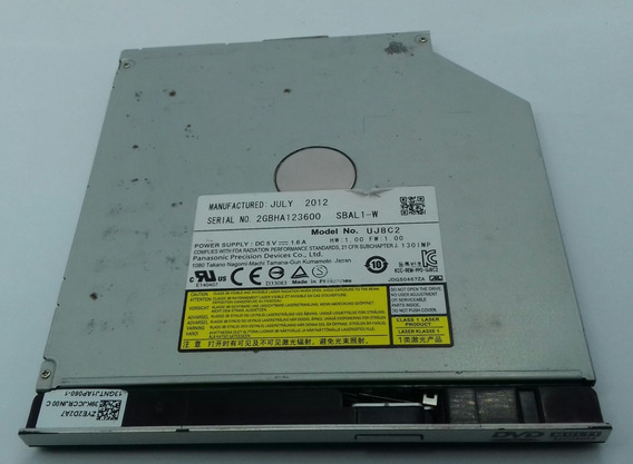 Leitor Cd Dvd Notebook Cce T345 Uj8c2,original.