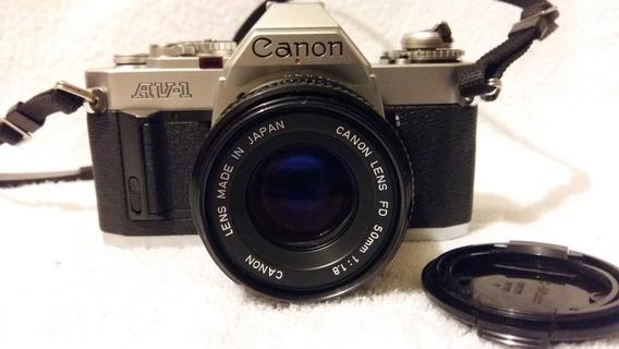 Cámara Fotográfica Canon Av-1