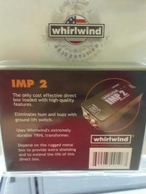 Processador De Audio Imp2 Directebox