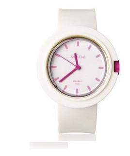Reloj Mujer Okusai Mode 415 Bl 7a. Banco. Nuevo
