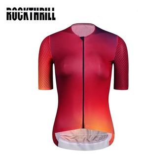 Camisa Feminina Ciclismo Speed Mtb Bike Roupa Bike Camiseta
