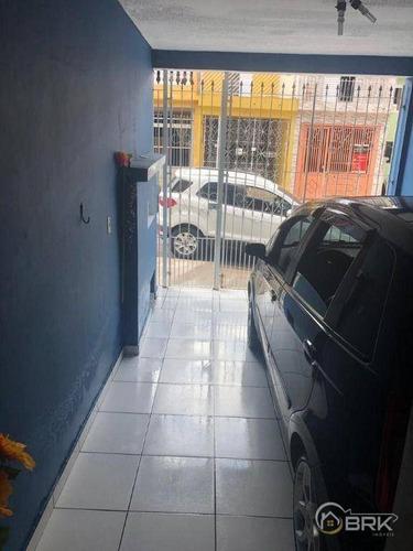 Imagem 1 de 16 de Sobrado Com 2 Dormitórios À Venda, 60 M² Por R$ 284.000,00 - Itaim Paulista - São Paulo/sp - So0807