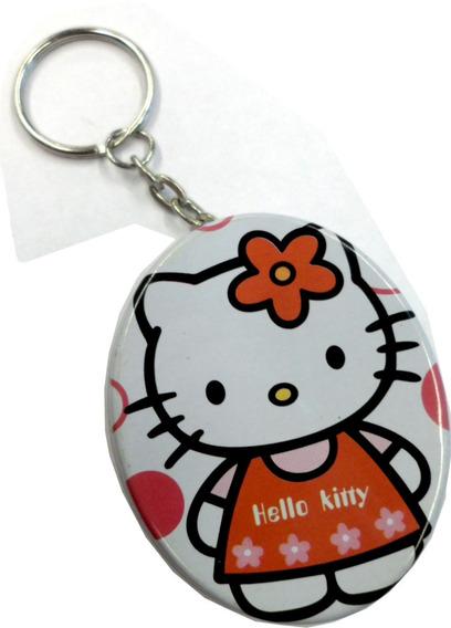 Llavero Latita Pastillero Hello Kitty Nenas Sourvenir E7071