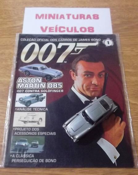 Coleção Carros James Bond - Nº 01