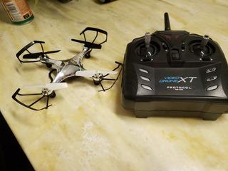Protocol Video Dron Xt