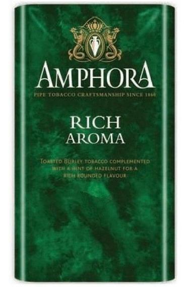 Tabaco Pipa Amphora Rich Aroma Blend Tabacos Mac Baren Pipas