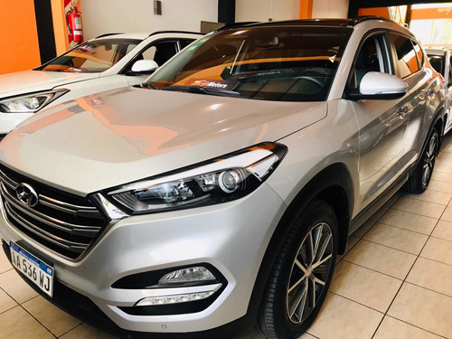 Hyundai Tucson Crdi 4x4 Automática =0km La Mejor Argemotors
